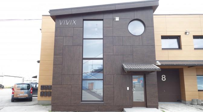 Fassaadiplaat VIVIX Bronze Materia 6,0mm